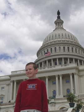 Matt at Capitol
